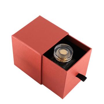 Boîte de bouteilles de parfum d'emballage unique de luxe sur mesure