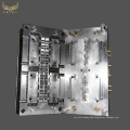 Precision pa66 plastic injection mould belt buckle mold