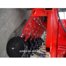 Fornecimento de fábrica china trigo semeadora, melhor venda 24 linhas de plantador de trigo máquina