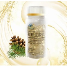 Antivirus pine nut oil softgel for healthcare