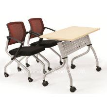 Высококачественный складной стол для школьного и офисного обучения (HF-LS713A)