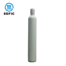 For South America SEFIC TPED approved ISO9809-1 industrial / medical 50 liter oxygen cylinder price