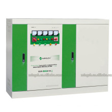 Customed SBW-600k Três fases de série Compensado Power AC Voltage Regulator / Stabilizer