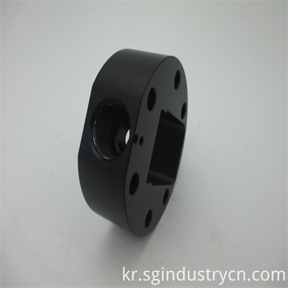 5 Axis Machine Milling Parts