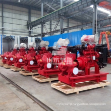 Fire Pump 1250gpm 90-180m (XSF100-400)