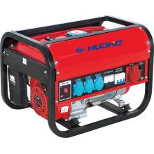 2kw trifásico gerador de gasolina de saída (hh2800-b05)