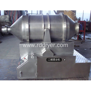 New Type 2 Dimensional Drum Powder Mixer