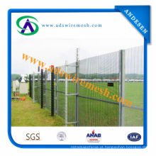 Cerca de alta segurança galvanizada 358 para a prisão (fábrica profissional)