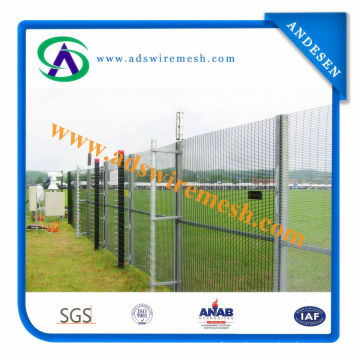 Galvanized 358 High Security Fence for Prison (Professional Factory)