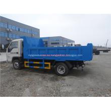 Camión volquete Forland de 5 toneladas / mini volcado