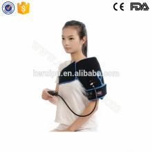 Dispositivos médicos de envoltura de hombro en frío y compresión