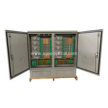 Good Quality for Fiber Optical Cross Connect Cabinets,Fiber Optic Cross Connect Cabinets Manufacturer in China IP65 576-1152 Cores Fiber Optic Distribution Cabinet export to Tajikistan Factories