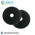 Disco de moagem de carboneto de silício de qualidade superior para metal