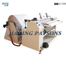 Rolo de papel da posição do fabricante de China que corta a máquina do rebobinamento