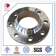 ASTM A182 F304L Wn Фланец, RF, 300 Lb, 6 дюймов, Sch 40, ANSI B16.5 Фланец для сварки