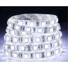 Lâmpada de iluminação decorativa de Natal 2835 smd flexível tira de luz LED 18W / m