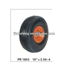 rubber wheel 3.50-4