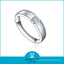 Latest Stylish 925 Sterling Silver Ring for Free Sample (R-0370)