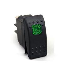 LED 12V-24V Auto Boot Marine Wippschalter