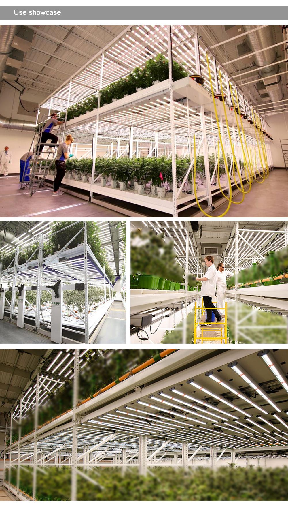 Foldable Led Grow Lights Bar