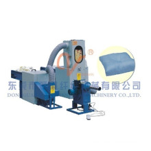 Foam Cutting and Fiber Opening and Stuffing Combination Machine