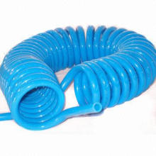 PU Spiral Coil Tube, Various Colors are Available