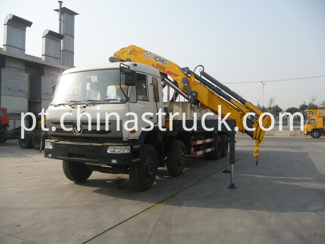 Dongfeng Lorry crane