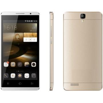 Высокое разрешение 5.5 '' Qual-Core 1.3GHz 3000mAh аккумулятор Volum смартфон