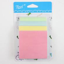 Notas adhesivas color Set