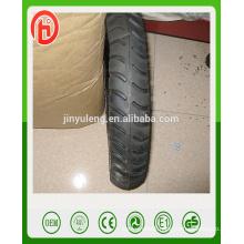 3.50-8 /400-8,lug pattern wheelbarrow tyre&tube , light materials handling equipment wheel barrow tires