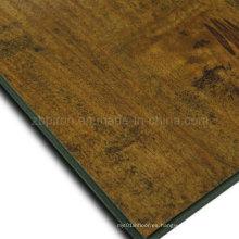 Teja de vinilo de lujo Haga clic en el tablón del suelo de PVC
