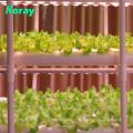 Вертикальная ферма на дому с системой гидропоники