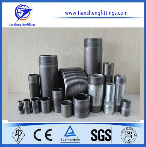 GI Fittings Barrel Nipple