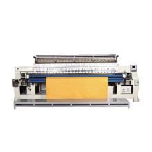 2015 hot sales multi agulha acolchoado máquina de bordar