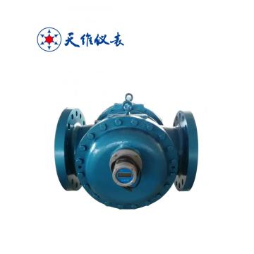 Mechanical/Electronic Heavy Oil Flow Meter