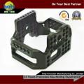 Fazer à máquina fazendo à máquina do alumínio do CNC do alojamento do equipamento fotográfico do CNC do costume