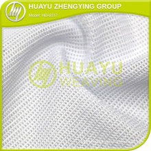HD-0317 100 Polyester Tricot Air Mesh Fabric For home textile