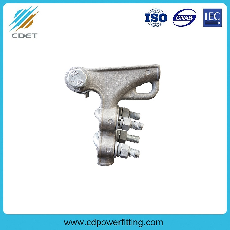 Bolt Type Strain Tension dead end Clamp
