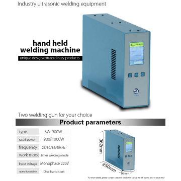 Spot Welding Machine for Nylon