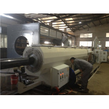 Machine en plastique d'extrusion de tuyau de PE de HDPE de PE de pp / production faisant la machine