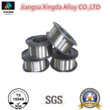 Liga de níquel baseado soldagem fio (gh3039)