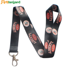 Smooth and Colorful Sublimation Lanyard