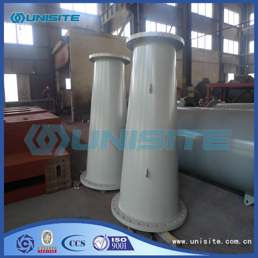 Wear Resistant Steel Welded Pipe