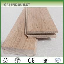Pisos de basquete usados para venda em madeira maciça