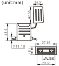FH-620-1 fuse holder