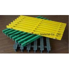 FRP / GRP Pultruded Gitter, T-3320, 50 * 25.4 * 38.1 * 12.7mm, Pultruded Gitter, Fiberlass.
