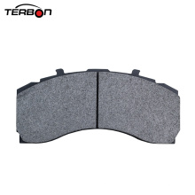 WVA 29244 Brake Pads-Cast Iron for Mercedes Benz