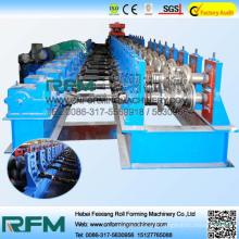 FX hot dip galvanized guardrail roll forming machine