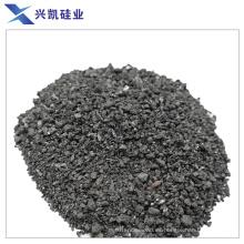 Carburo de silicio para la composición para mejorar la calidad del acero