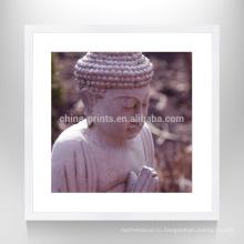 Абстрактная живопись Будды Печать Картина холст Холст Холст с растянутой повесить на стене